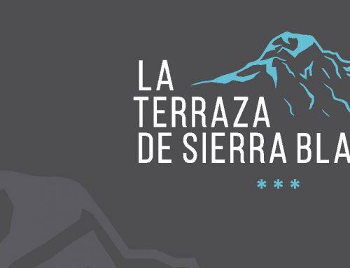 La terraza de Sierra Blanca
